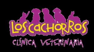 logo clínica veterinaria los cachorros